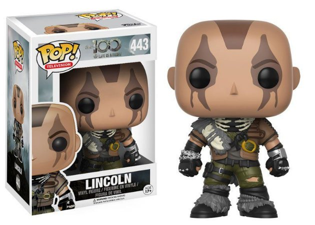 The 100 Lincoln Pop - Funko
