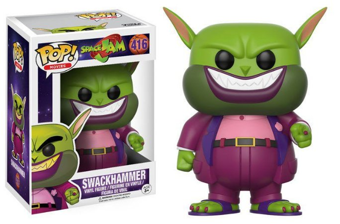 Space Jam Bugs Swackhammer Pop - Funko