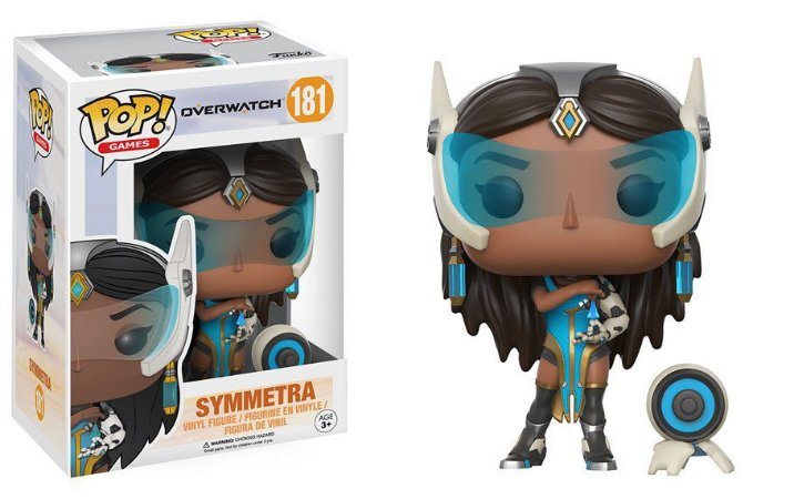 Overwatch Symmetra Pop - Funko