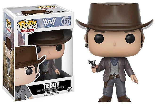 Westworld Teddy Pop - Funko