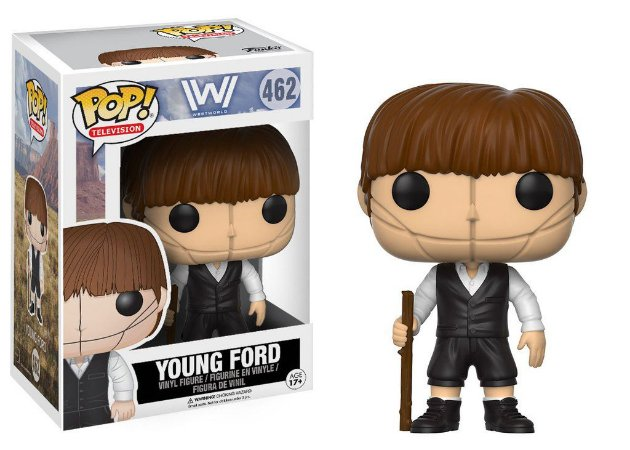Westworld Young Ford Pop - Funko