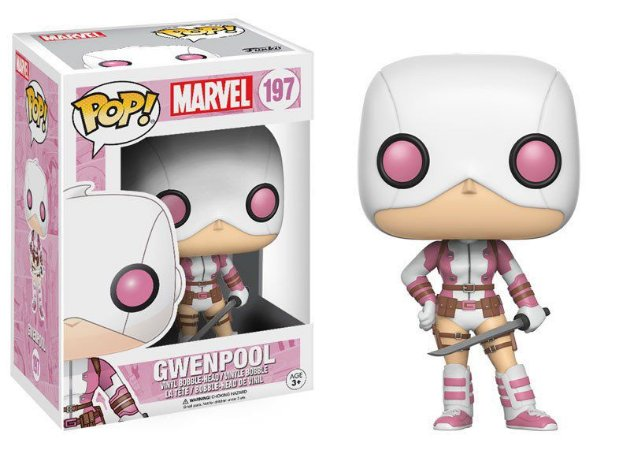 Marvel Gwenpool Pop - Funko