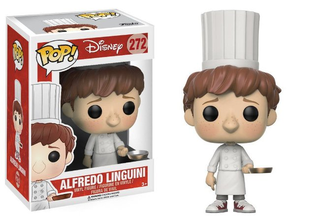 Disney Ratatouille Alfredo Linguini Pop - Funko