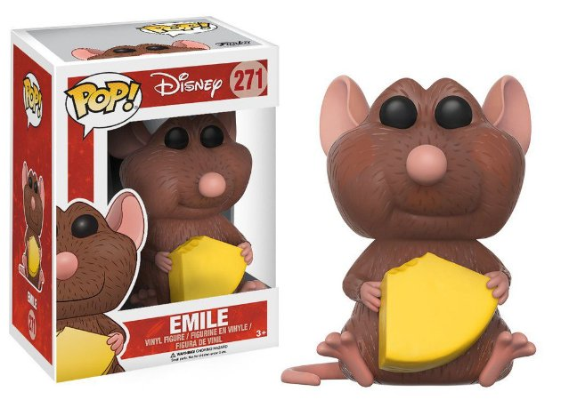 Disney Ratatouille Emile Pop - Funko