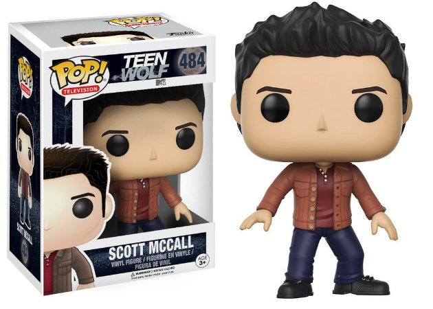 **PROMO** Teen Wolf Scott McCall Pop - Funko