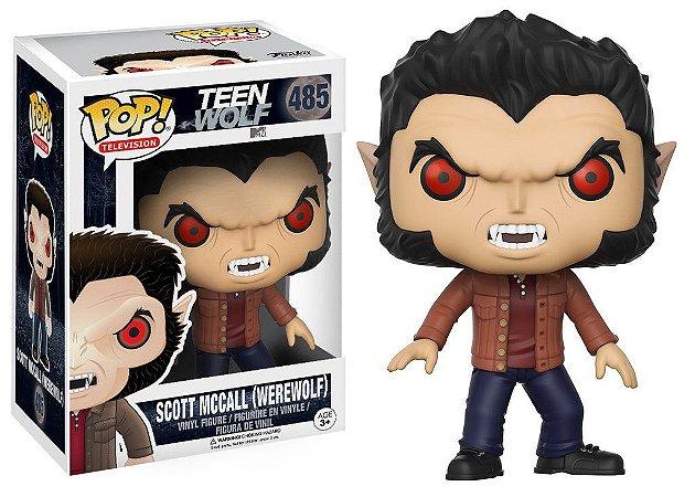 Teen Wolf Scott McCall Werewolf Pop - Funko
