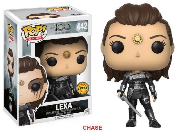 The 100 Lexa Chase Limited Edition Pop - Funko