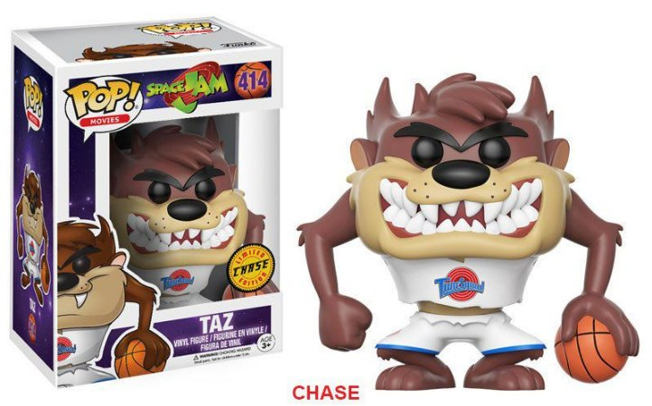 Space Jam Taz Chase Limited Edition Pop - Funko