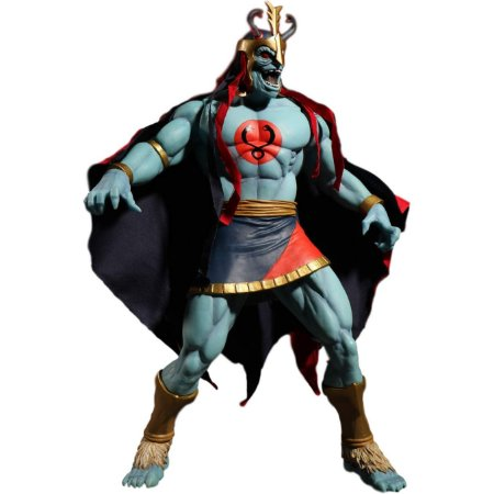Thundercats Mega Scale Mumm-ra Glow in the Dark - Mezco Toys