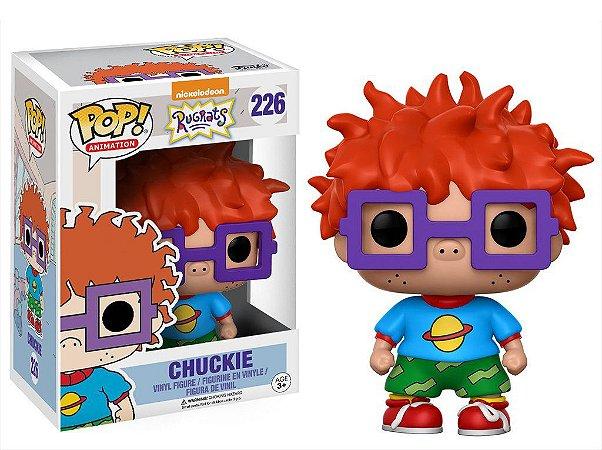 **PROMO** Os Anjinhos Rugrats Chuckie Pop - Funko