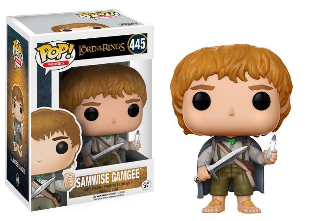 The Lord of the Rings Samwise Gamgee Pop - Funko