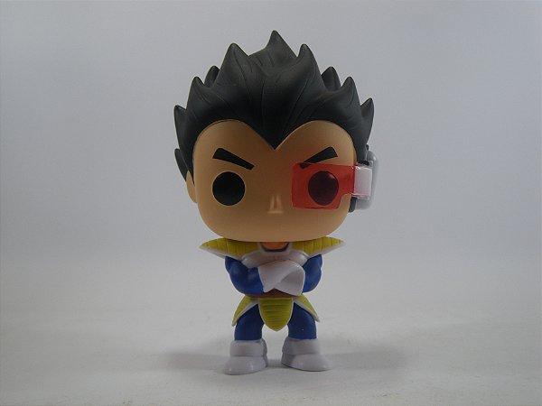 Loose Dragon Ball Z Vegeta Pop - Funko