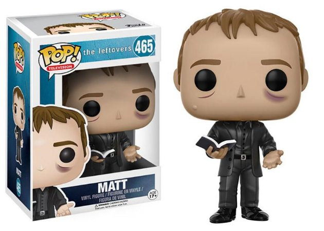 The Leftovers Matt Pop - Funko