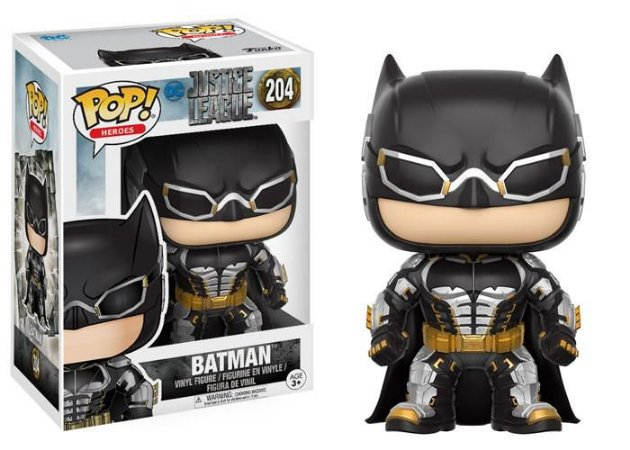 Justice League Liga da Justiça Batman Pop - Funko