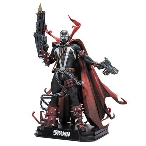 "Spawn Rebirth Color Tops Blue Wave 7"" - McFarlane Toys"