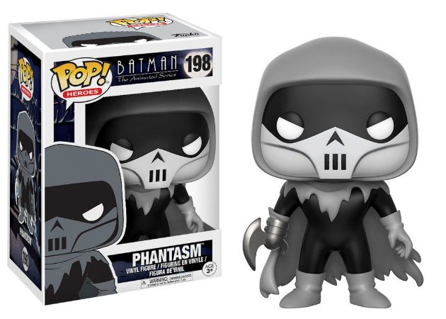 Batman The Animated Series Phantasm Pop - Funko
