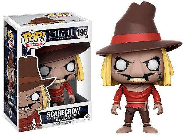 Batman The Animated Series Scarecrow Pop - Funko