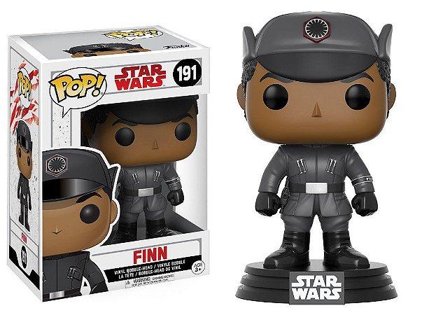 Star Wars Last Jedi Finn Pop - Funko