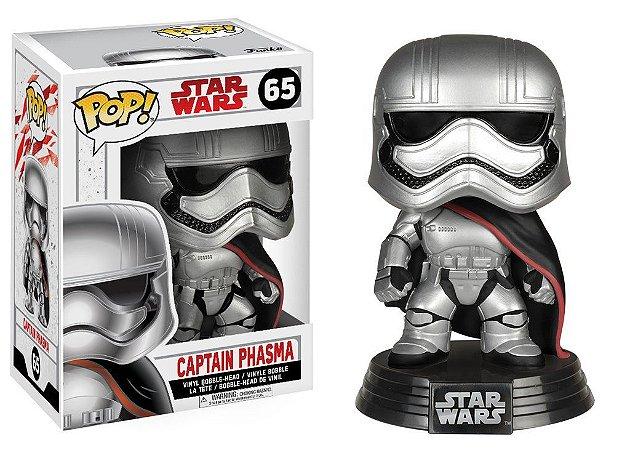 Star Wars Last Jedi Captain Phasma Pop - Funko