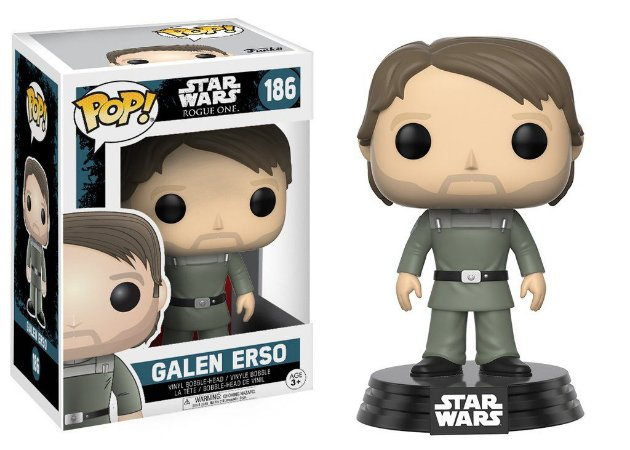 Star Wars Rogue One Galen Erso Pop - Funko