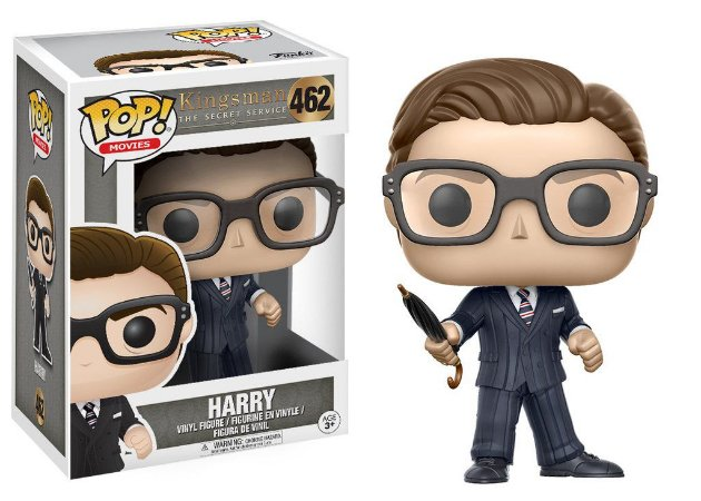 Kingsman Harry Pop - Funko