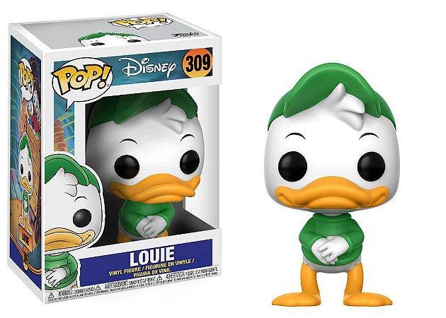 Disney Ducktales Louie Luizinho Pop - Funko