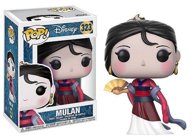 Disney Mulan Mulan Pop - Funko