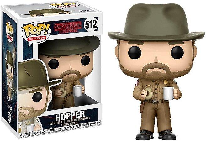 Stranger Things Hopper Pop - Funko