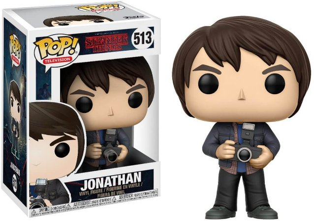 Stranger Things Jonathan Pop - Funko
