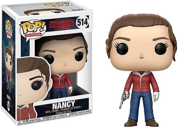 Stranger Things Nancy Pop - Funko