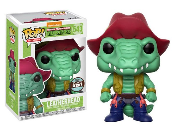 Teenage Mutant Ninja Turtles Leatherhead Specialty Series Pop - Funko