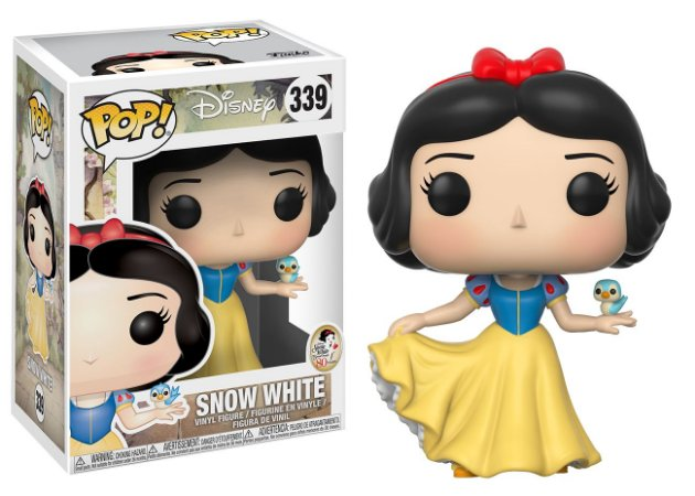 Disney Snow White Branca de Neve Pop - Funko