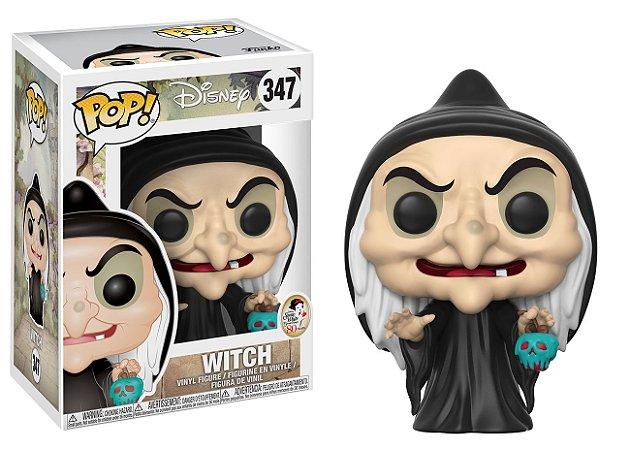 Disney Snow White Witch Bruxa Pop - Funko