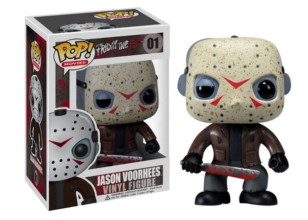 Friday the 13th Jason Voorhees Pop -Funko