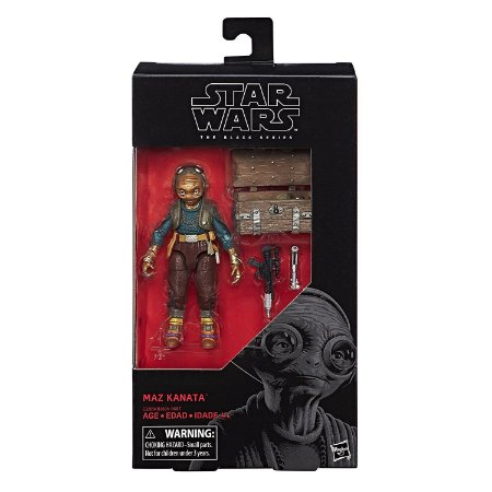 Star Wars Black Series Maz Kanata - Hasbro