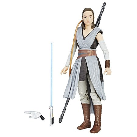 Star Wars Black Series Rey Jedi Training - Hasbro