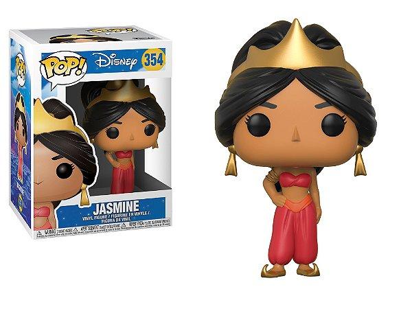 Disney Aladdin Jasmine Red Version Pop - Funko