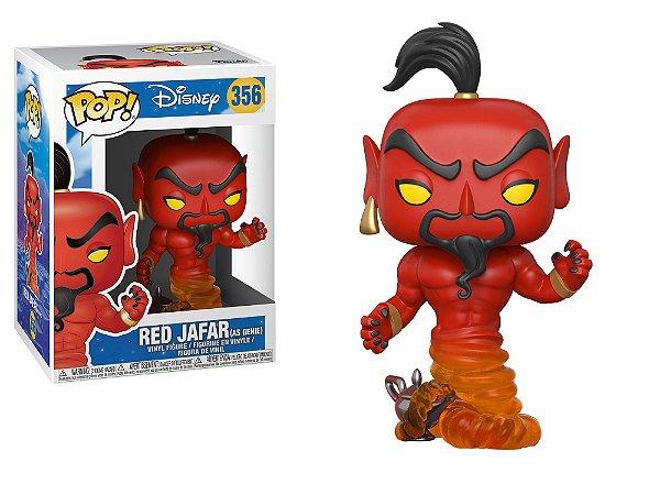 Disney Pop Aladdin Red Jafar Pop - Funko