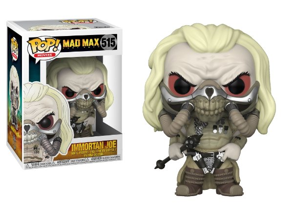 Mad Max Fury Road Immortan Joe Pop - Funko