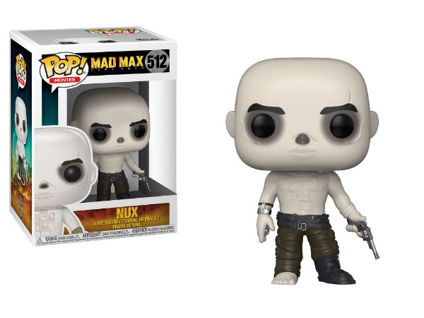 **PROMO** Mad Max Fury Road Nux Pop - Funko