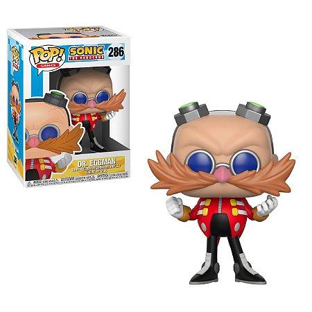 Sonic The Hedgehog Dr. Eggman Pop - Funko