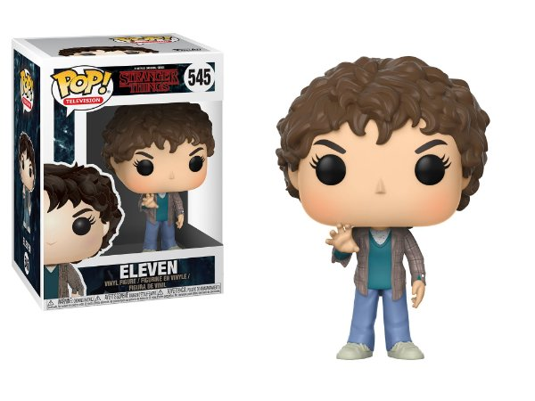 Stranger Things Eleven Pop - Funko