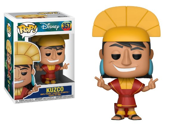 Disney The Emperor's New Groove Kuzko Pop - Funko