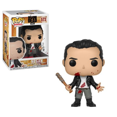 The Walking Dead Negan Clean Shaven Pop - Funko