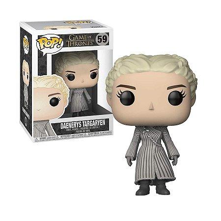 Game of Thrones Daenerys Targaryen White Coat Pop - Funko
