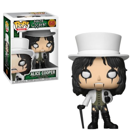 Alice Cooper Pop - Funko