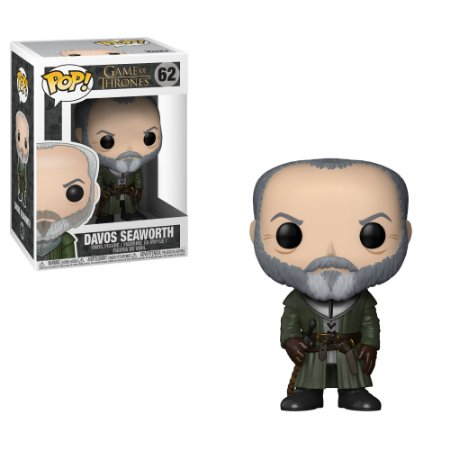 Game of Thrones Davos Seaworth Pop - Funko