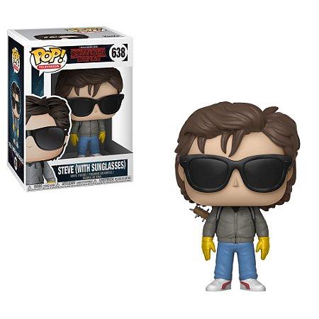 Stranger Things Steve with Sunglasses Pop - Funko
