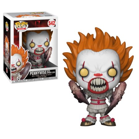 It Pennywise with Spider Legs Pop - Funko