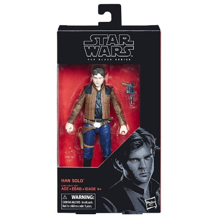 Star Wars Black Series Han Solo - Hasbro